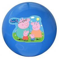 Bolão Infantil da Peppa Pig e Família Azul 2265 - Lider - Lider Brinquedos