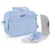 Bolsa burigotto mamma  m blue -