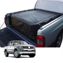 Bolsa caçamba estendida horizontal Amarok cabine dupla 2011 a 2019 - Flash tapetes