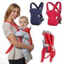 Bolsa Carregador de Bebê Canguru Baby Carrier -