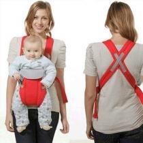 Bolsa Carregar Bebê Canguru Baby Carrier - Way