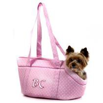 Bolsa de Transporte Baby - Rosa - Bichinho chic