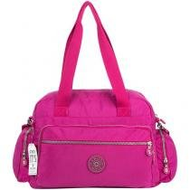 Bolsa Feminina de Ombro Swiss Move Its Crinkle - Pink