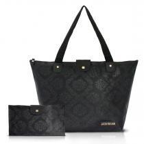 Bolsa Feminina Dobrável Grande Damasco - Jacki Design -