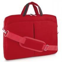 Bolsa Feminina para Notebook 15 Polegadas Vermelha BO171 - Multilaser - Vermelho - Multilaser
