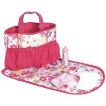 Bolsa Infantil 20603021 com Acessórios - Adora Doll