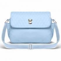 Bolsa Maternidade Classic For Baby Koala Mônaco - Azul bebê - Classic for baby bags