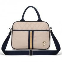 Bolsa Maternidade Liz P Caqui - Classic for Bags - Classic for baby bags