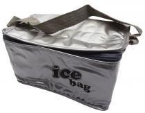 Bolsa semi térmica ice bag cotérmico - prata / 03 lt -
