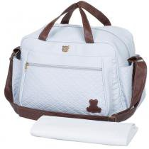 Bolsa Teddy Azul - Fofo kits