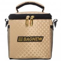 Bolsa Térmica 2 Potes Style Fashion - BagNew -