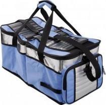Bolsa Térmica Cooler com 2 divisórias 48L Mor - Mor