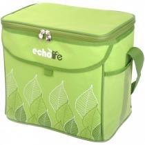 Bolsa Térmica Green 9 litros com Alça Ajustável EchoLife - Echolife