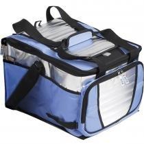 Bolsa Térmica Ice Cooler 36 Divisórias 3622 - Mor - Sem voltagem - Mor