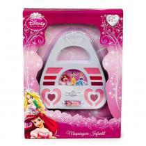 Bolsinha de Maquiagem Princesas Disney Beauty Brinq -