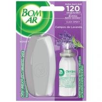 Bom Ar Air Wick Click Spray Aerosol Refil - Lavanda 12ml