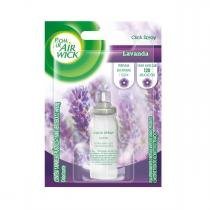 Bom Ar Air Wick Click Spray Lavanda Refil 12ml -