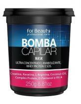 Bomba Capilar For Beauty Máscara 250g - For Beauty