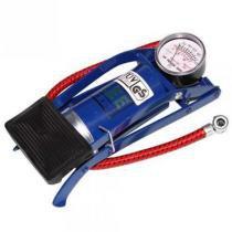 Bomba de ar com pedal e manômetro 681018 lee tools -