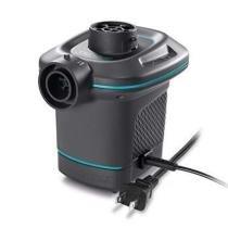 Bomba De Ar Elétrica Quick Fill 220v Produto Infláveis Intex -