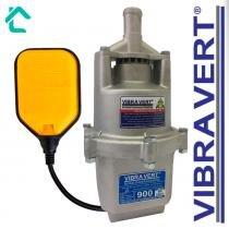 Bomba Submersa De Poço + Boia De Nivel Vibra Vert 900 125V - Vibra Vert
