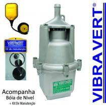 Bomba Submersa De Poço Sapo + Boia De Nível + KIT DE MANUTENÇÃO Vibra Vert 800 220V - Vibra Vert