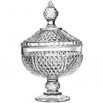 Bomboniere Diamond com Pé 24.5cm Full Fit -