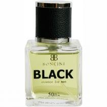 Boncini black essence for men - eau de parfum 50ml -