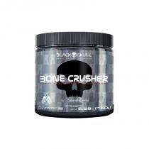 Bone crusher 150g - black skull pré treino - Limão - Black skull