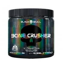 Bone Crusher 150g Yellow Fever Black Skull - Black Skull