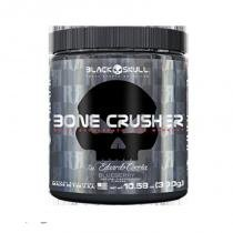 BONE CRUSHER 300G BLACK SKULL - PRE TREINO - Blueberry - BLACK SKULL