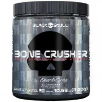 Bone Crusher 300g BlueBerry Black Skull - Black Skull