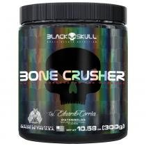 Bone Crusher - Black Sull - 300g - Watermelon - Melancia - 300g - Black Skull