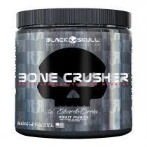 Bone Crusher Pré-treino 150g - Black Skull - Yellow Fever - Black Skull