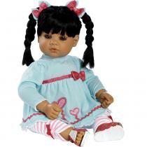 Boneca Adora Doll Blooming Hearts - Bebe Reborn - 20014015 - ADORA DOLL
