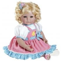 Boneca Adora Doll Chick Chat - Bebe Reborn - 20015003 - ADORA DOLL