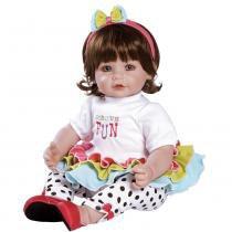 Boneca Adora Doll Circus Fun - Bebe Reborn - ADORA DOLL