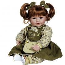 Boneca Adora Doll Froggy Fun Girl - Bebe Reborn - ADORA DOLL