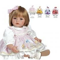 Boneca Adora Doll Pin A Four Seasons - Bebe Reborn - 2020926 -