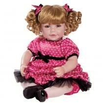 Boneca Adora Doll Polka Dotty - Bebe Reborn - 20014020 - ADORA DOLL