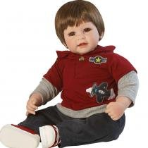 Boneca Adora Doll Up Up and Away Boy - Bebe Reborn - 2020863 -