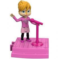 Boneca Alvin e os Esquilos Brittany - Mattel