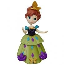 Boneca Anna Disney Frozen Little Kingdom - Hasbro