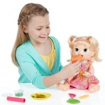 Boneca Baby Alive - Comilona - Loira - Hasbro - Hasbro