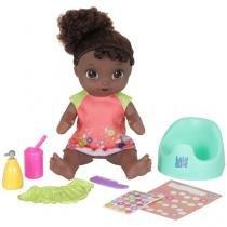 Boneca Baby Alive E0304 com Acessórios - Hasbro