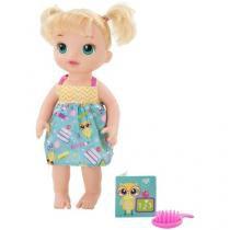 Boneca Baby Alive Escolinha - Loira - Hasbro