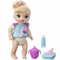 Boneca Baby Alive - Fraldinha Mágica Loira - Hasbro - Hasbro