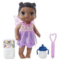 Boneca baby alive hora da festa negra b9725 - hasbro - Hasbro