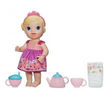 Boneca Baby Alive Loira Chazinho Mágico A9288 Hasbro - Hasbro
