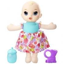 Boneca Baby Alive Loira Hora do Sono - com Acessórios Hasbro